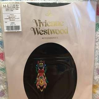 vivienne westwood black tights