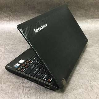 "Lenovo ideapad s10-3 10.1"" 100% Work 正常運作 輕巧 方便攜帶 English Windows 7 Starter Black Netbook Notebook"