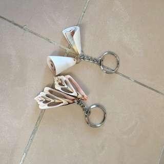 貝殼鎖鑰扣