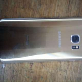 Samsung s7edge duos 32gb ntc gold.