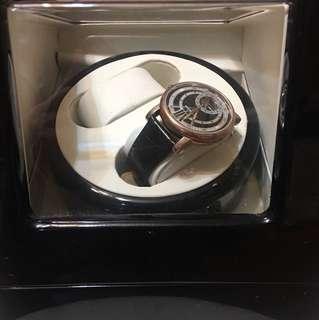 手錶展示盒 可轉動 9成新