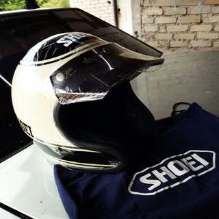 Shoei monkey n sidi helmet limited