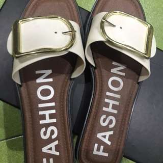 Fashion拖鞋