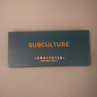 Subculture abh palette