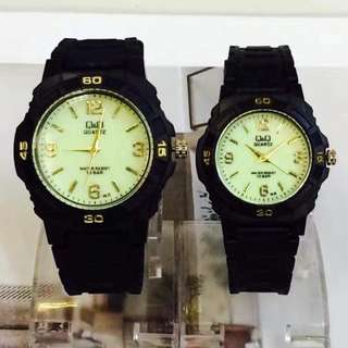 Quarts Couple Watch