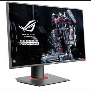 Asus gaming monitor pg278q. 144hz