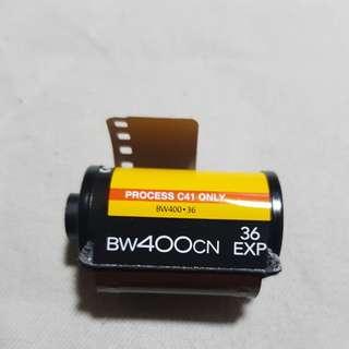 Kodak Professional BW400CN 36 Expired