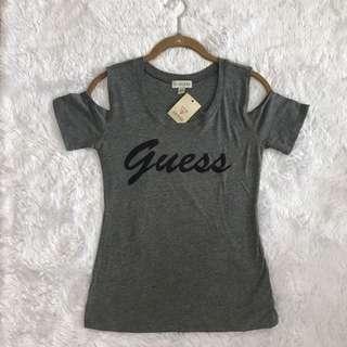 Guess Cut-out shirt
