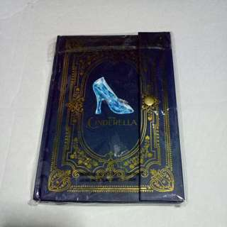 BN Limited Edition Cinderella Notebook (with plastic intact)