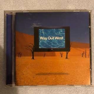 Way Out West CD Album