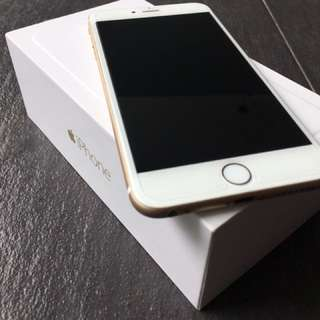 iPhone 6 Plus 64Gb Gold (Final Reduction!)