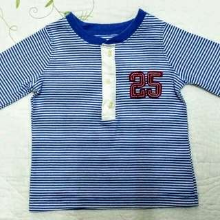 Baby boy long sleeve day wear
