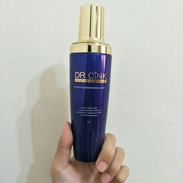 [Dr.Cink] 妝前保濕露