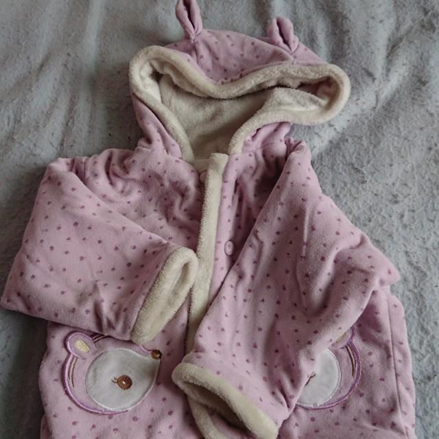 [二手]可愛小鹿女童套裝