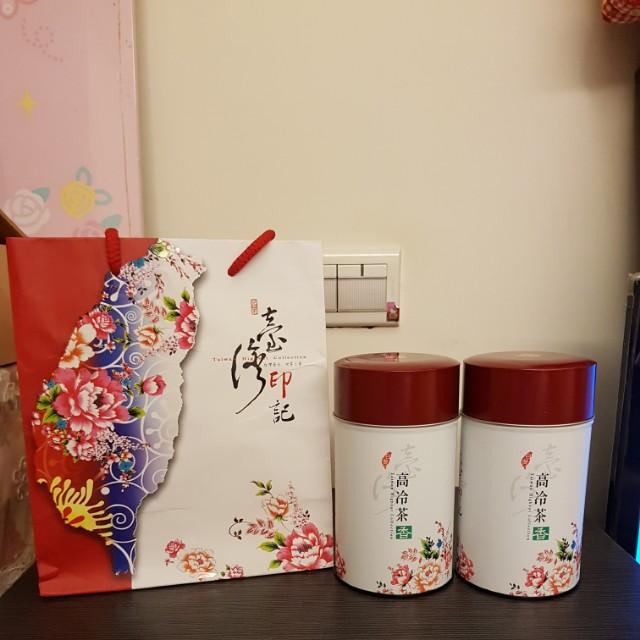 送~茶葉空鐵罐