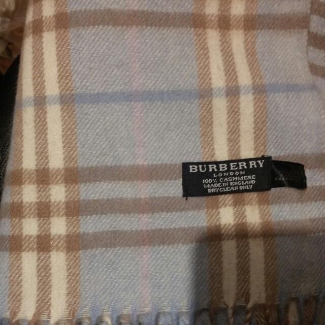 可議   正品 Burberry  圍巾