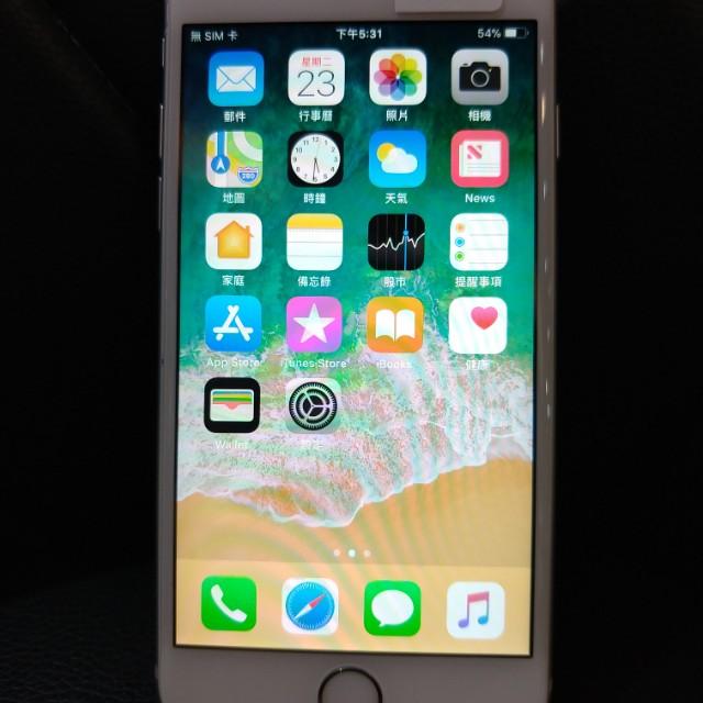 高雄-二手 Second iPhone6S 64G Silver