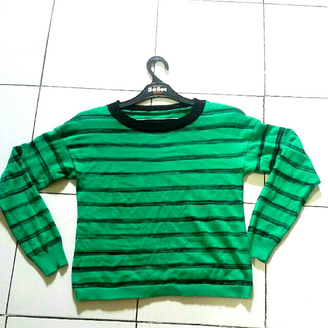 ♻ Sweater/Knit Green