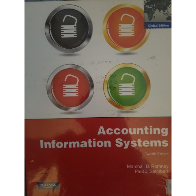 Ac2401 accounting information systems textbooks on carousell photo photo photo fandeluxe Images