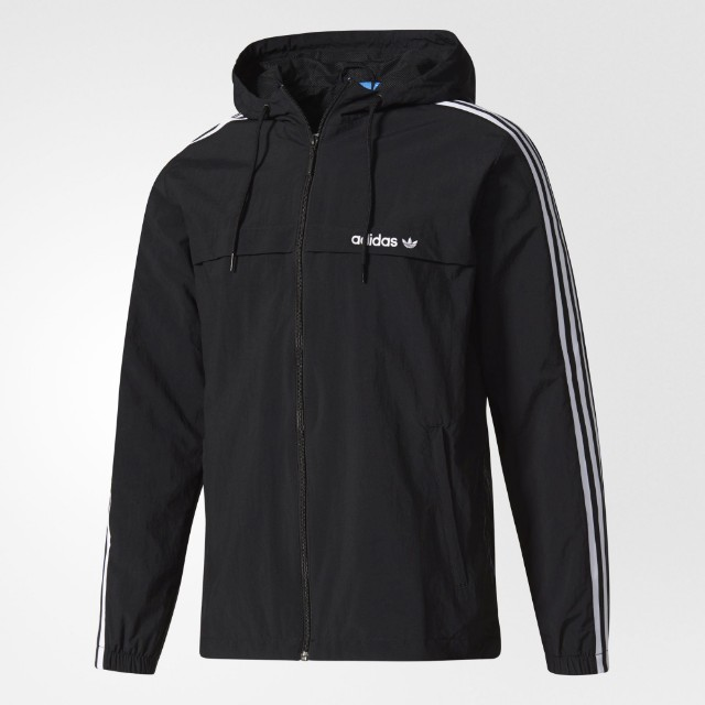 ADIDAS 3 STRIPES WINDBREAKER