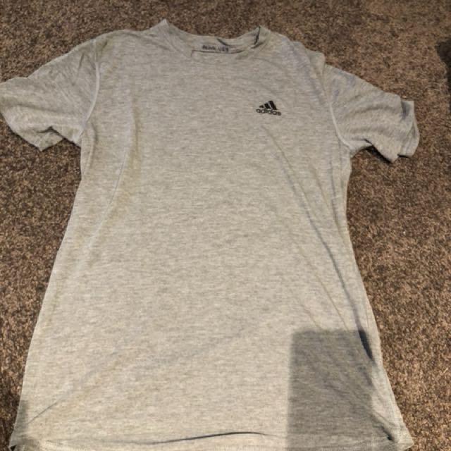 Adidas Running top grey