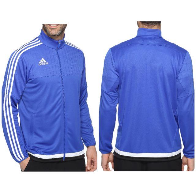 adidas Tiro 15 Training Jacket  0f8303a93727