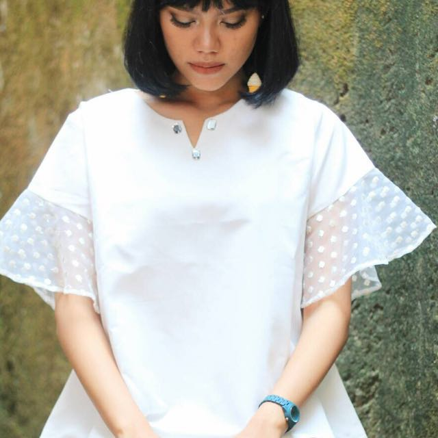 afsheen blouse