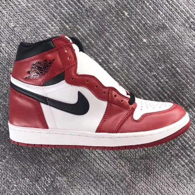 meilleure sélection 1e458 ec8bd Air Jordan 1 Chicago