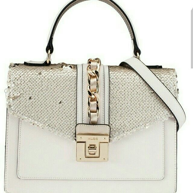 Aldo Sequin Bag