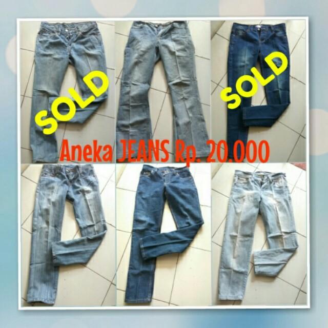 Aneka Jeans