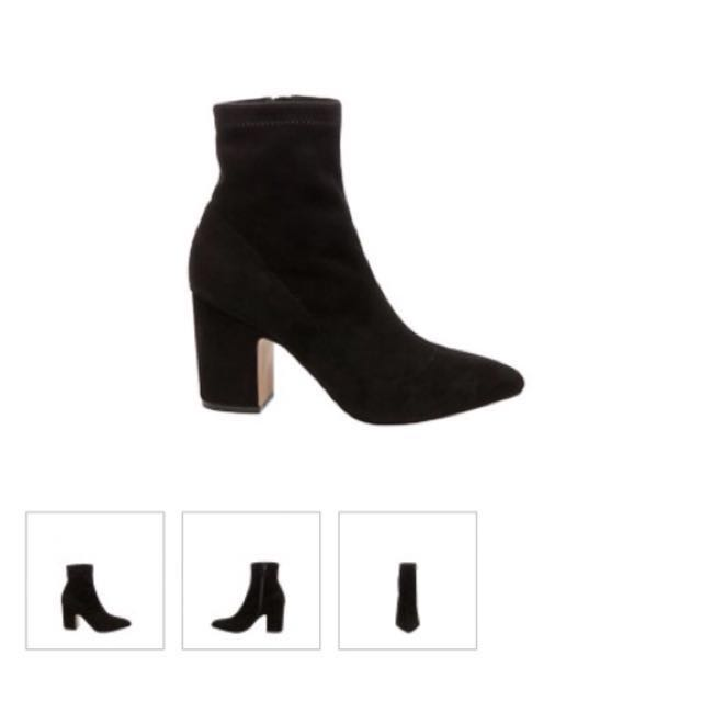 Ankle boots Steve Madden 5.5