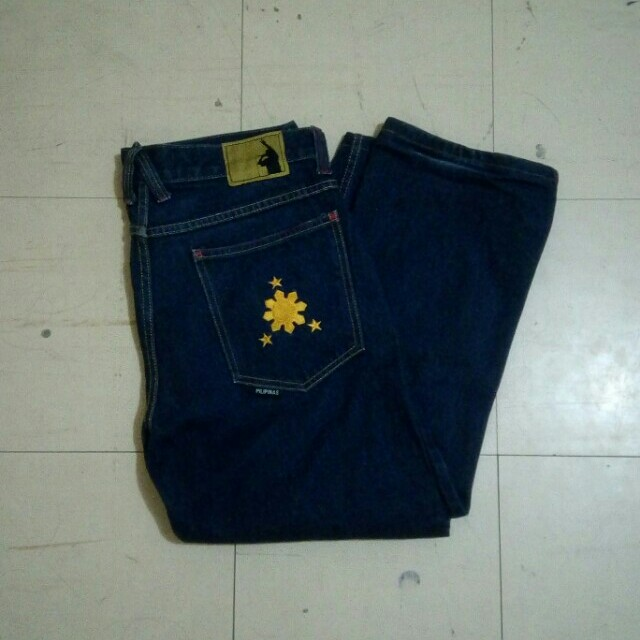 Authentic 3 Stars and a Sun Pants (Size: 36)