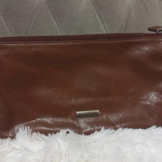 Authentic FINO Leather Pouch