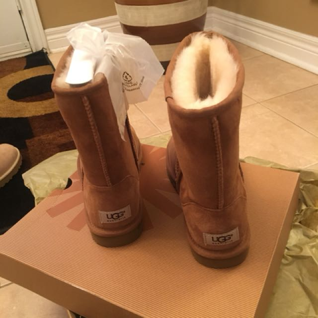 Authentic Uggs - Size 8