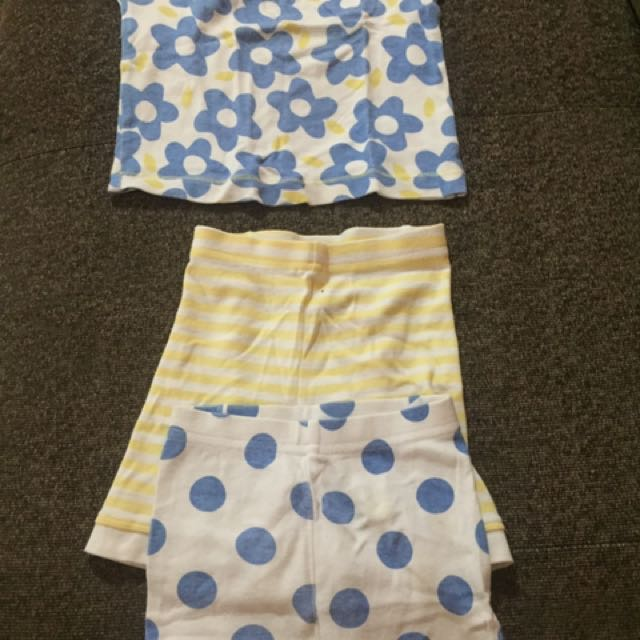 baju celana mothercare unisex
