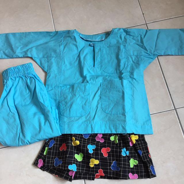 Baju Melayu Teluk Belanga