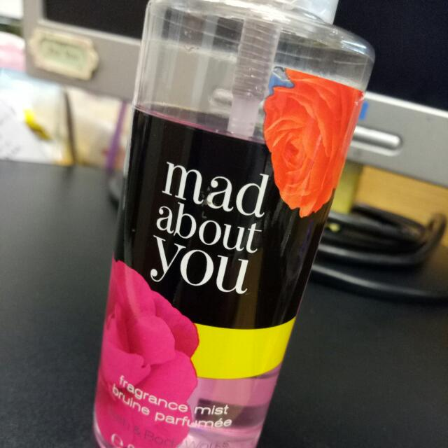 Bath And Body Works ( BBW ) Mad About You