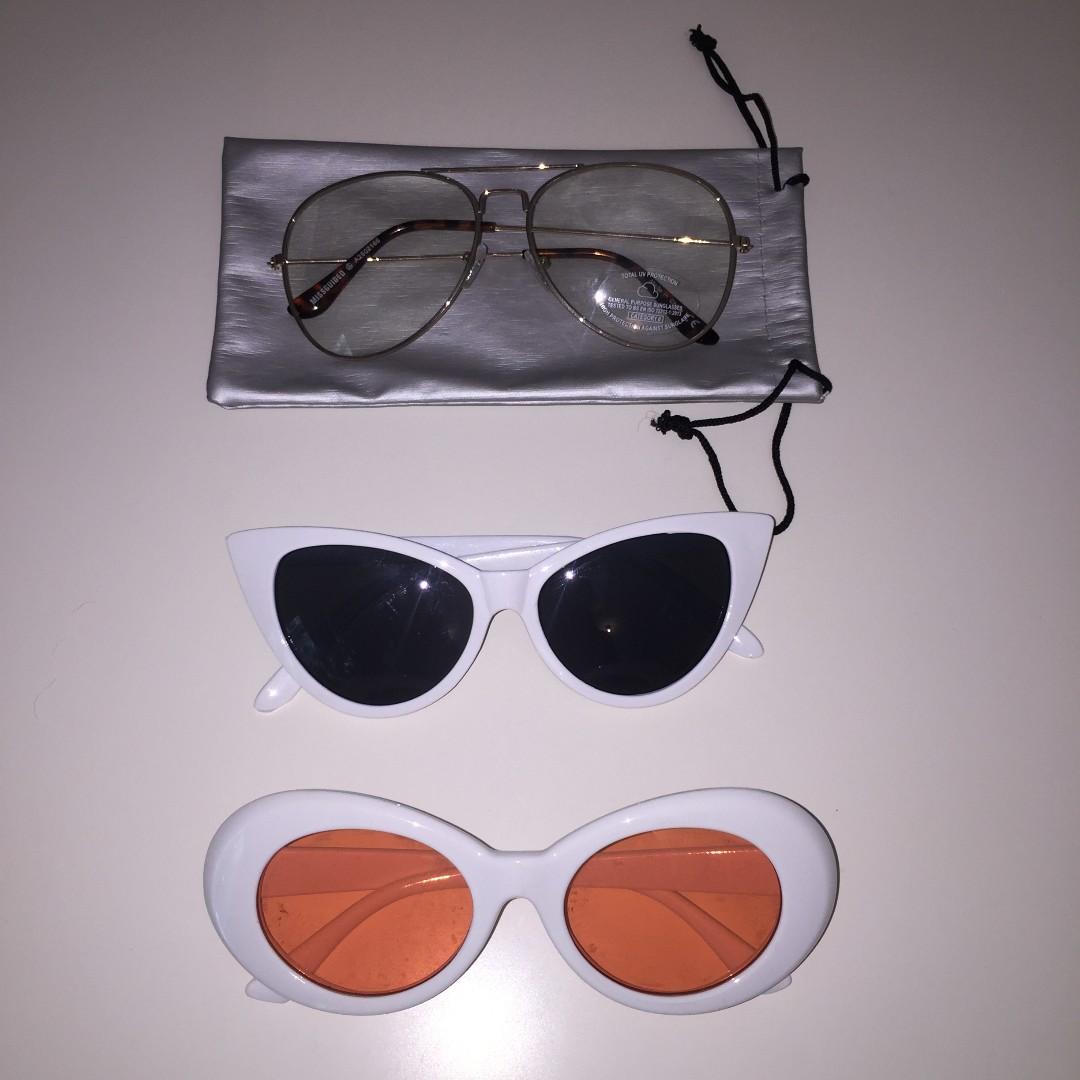 Beginning Boutique Glasses - NEVER WORN