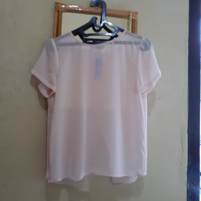 Blouse Transparant