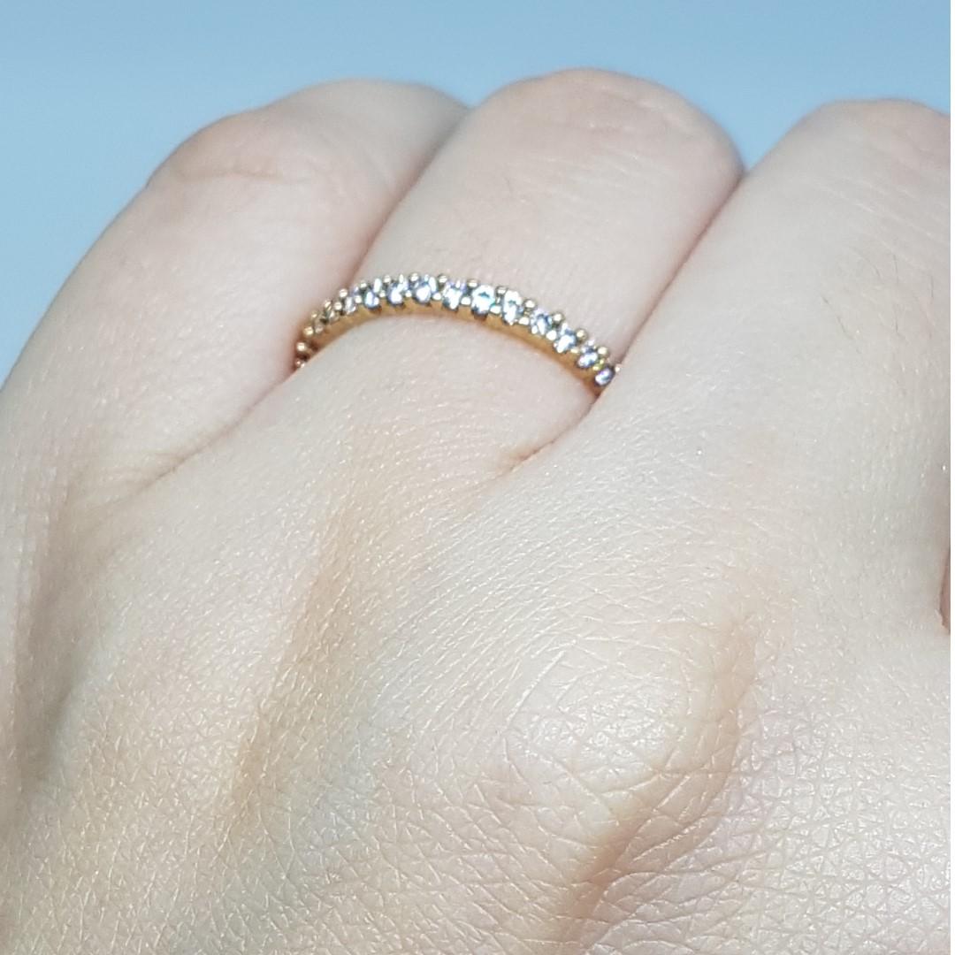 35b6809b0 B'NEW SWAROVSKI VITTORE RING, Women's Fashion, Jewelry on Carousell