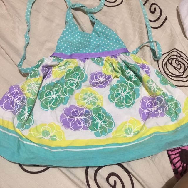 Bonnie baby backless dress 18 months