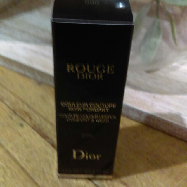 Brand new rouge Dior 999