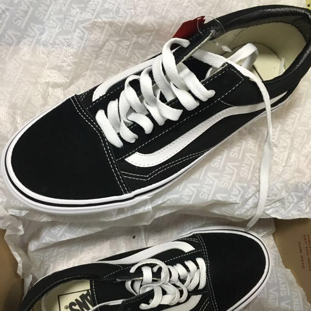 4d8fe8bee2a3 Brand New VANS Old Skool Sneaker Shoes Vans Off The Wall Men Size ...