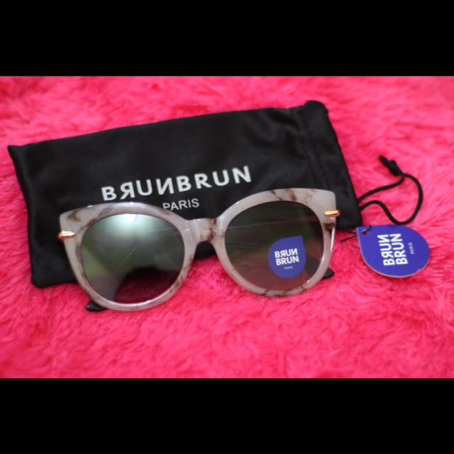 Brunbrun sunglasses