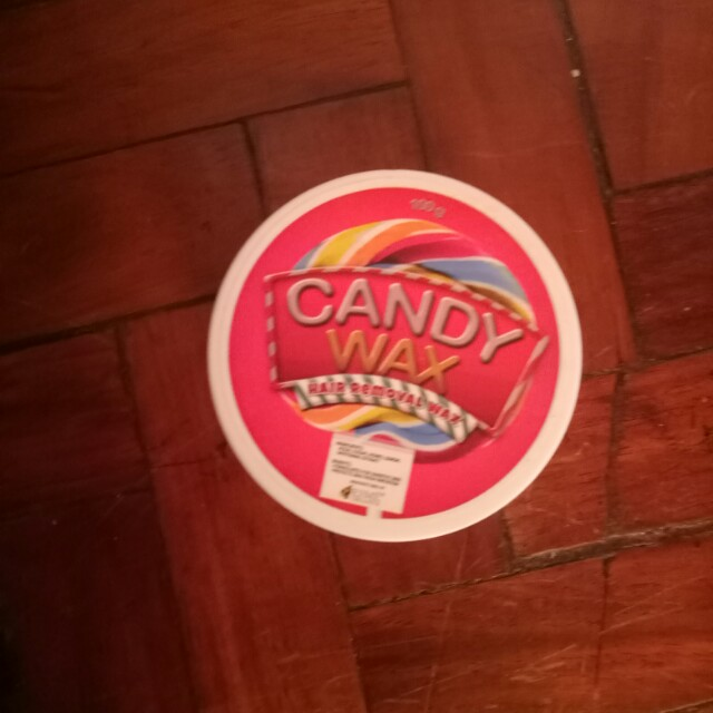 Candy Wax (hair removal)