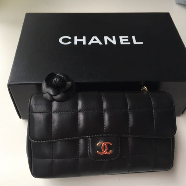 f1fc1459fe24 Chanel Mini classic black