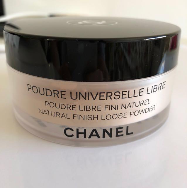 Chanel natural loose finishing powder