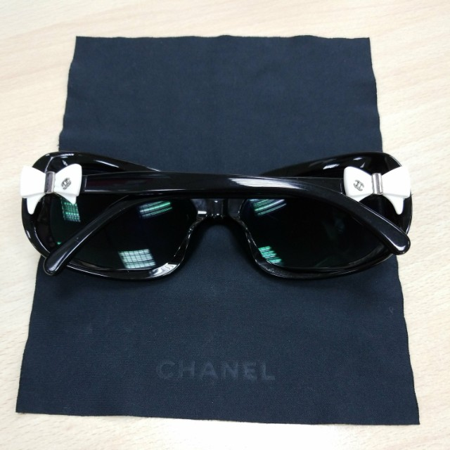 ce5e6baa3b9 CHANEL Sunglass 5171 Black