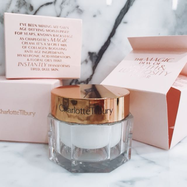 Charlotte Tilbury Magic Cream (retail $125)