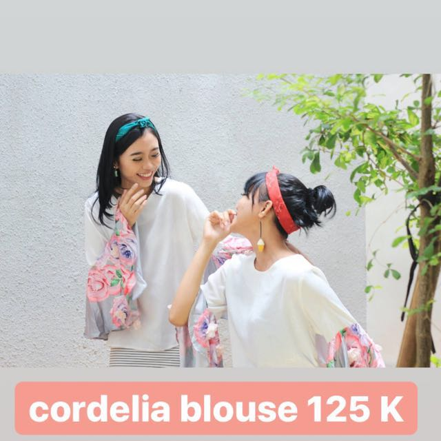 cordelia blouse